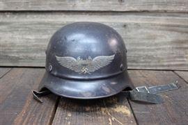 Luftschutz Nazi Helmet