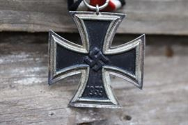 1813-1939 Silver Nazi Iron Cross