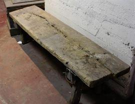 Primitive 1 Board Bench