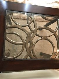 Top of end tables