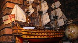 4 SHIP  MODELS