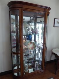 Lovely China Cabinet Saturday's Sale Price $150