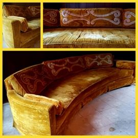 Lizard Lounge Sofa $295