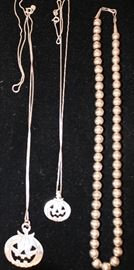 Sterling Jewelry & Pearls