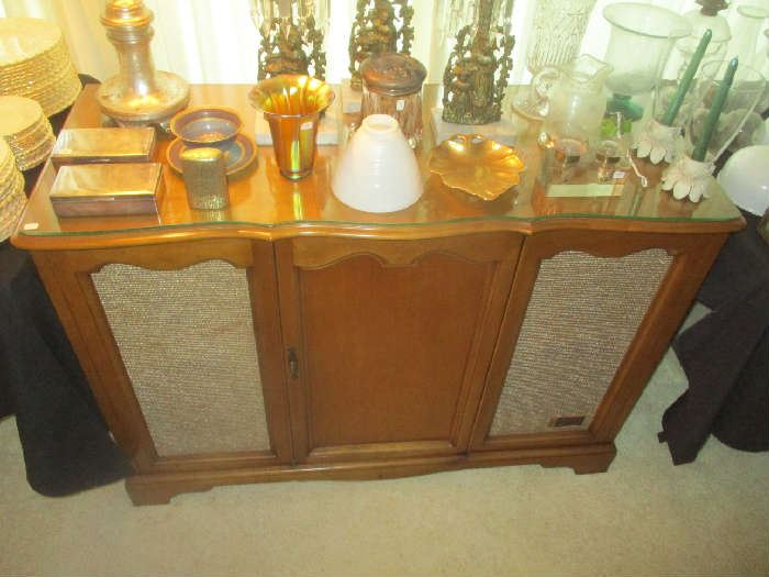 Console stereo, Zenith