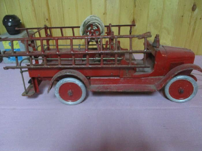 Buddy L Fire Truck