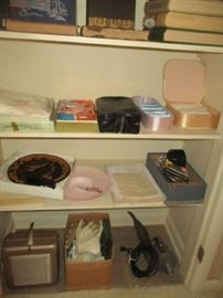 Medical items and assorted items