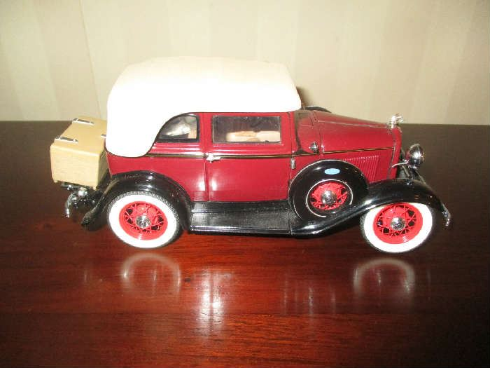 Model die cast car