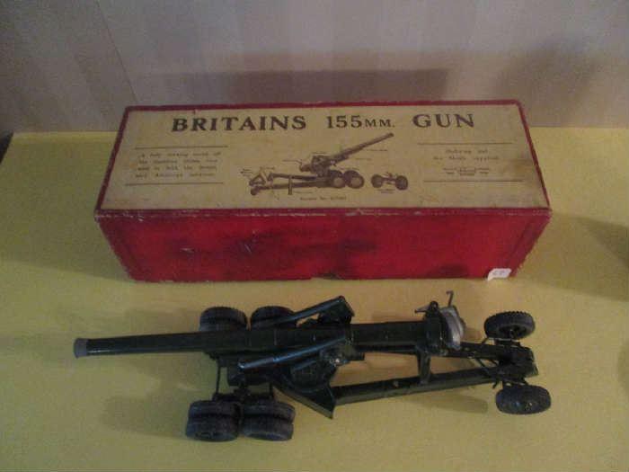 Britains 155mm Gun