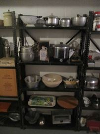 Kitchen and assorted items