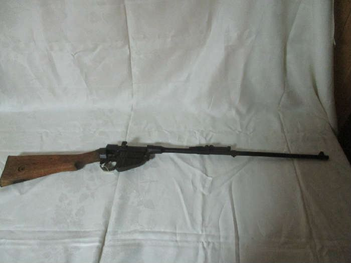 Enfield SMLE Rifle