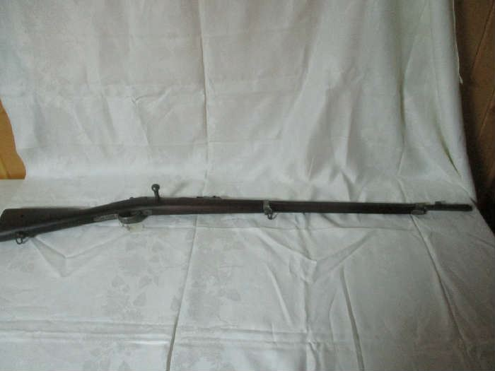 534 French MLE 1866 Chassepot