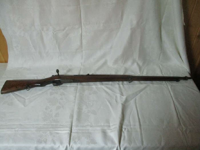 Arisaka Type 387
