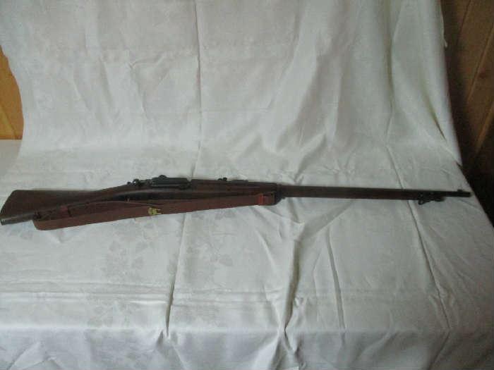 Krag 1896 Caliber 30-40