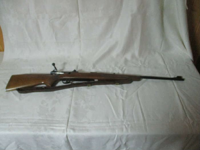 Winchester Model 70 Caliber .308 featherweight