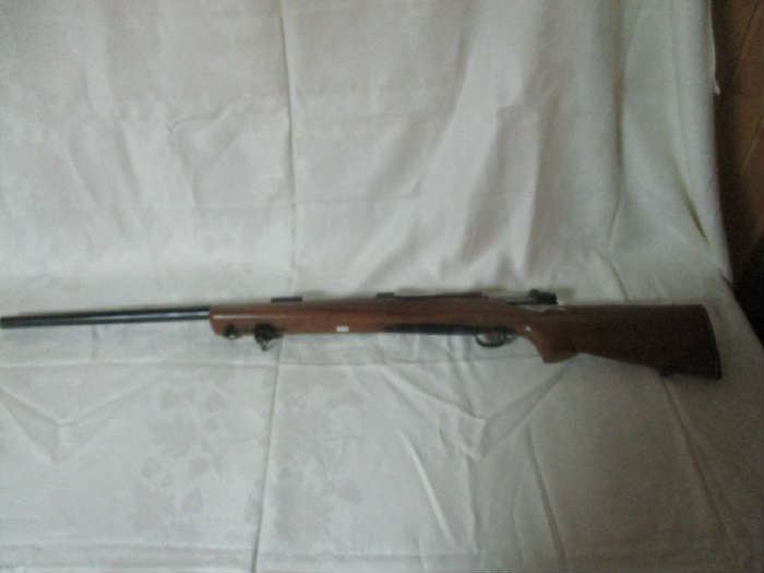 Winchester Model 70 Varmint
