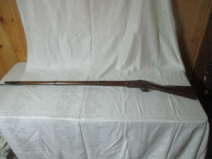 Springfield 1854 Percussion