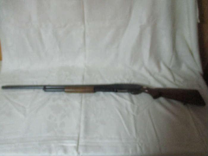 Winchester Model 12 US 12 Gauge