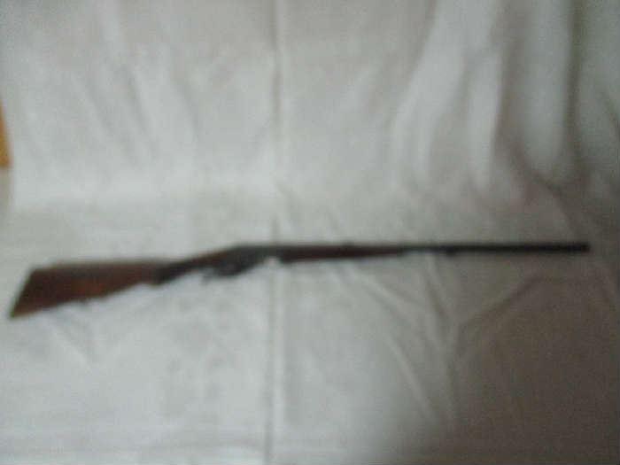 JP Sauer 32 Winchester