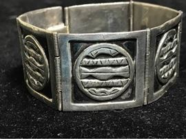 Sterling Link Cuff Mexico