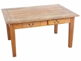 GP1018 Vintage Pine Desk