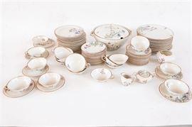 BaVarian Porcelain Dinnerware Service
