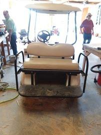 48 volt club car golf cart