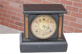 AK13Victorian Mantle Clock