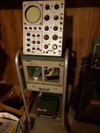 Type 585A Oscilloscope