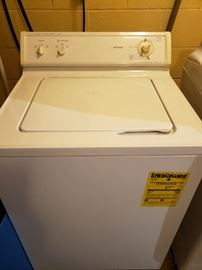 Hotpoint toploading washing machine
