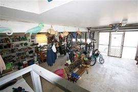 Garage full of goodies