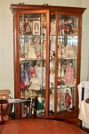Fanwood Estate Liquidation by Estate Sales By Olga / NJ Estate Sales - antique dolls