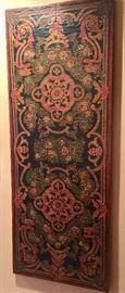 "17. Maitland Smith Tapestry Wall Panel (28"" x 72"")"