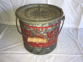 Covey Minn Safe Minnow Bucket