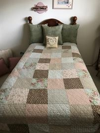 Solid bedroom furniture