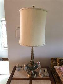 Vintage Rembrandt lamps, 2 available