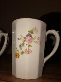 Vintage Nippon china Chocolate tea set
