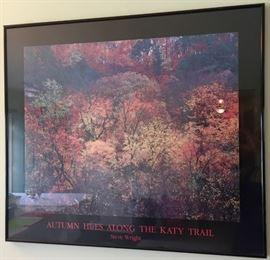 Katy Trail Print