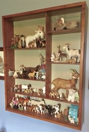 Goats, lots and lots of goats!