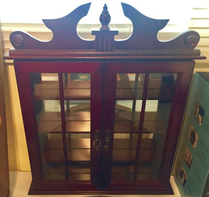 Miniature Cabinet