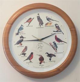 Bird Clocks