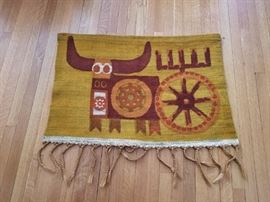 MOP058 Danish MCM Small Rug https://ctbids.com/#!/description/share/51652
