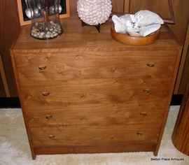 Swedish Made mid century chest
