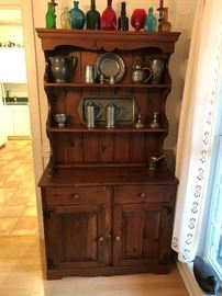 Open Antique Hutch $ 240.00