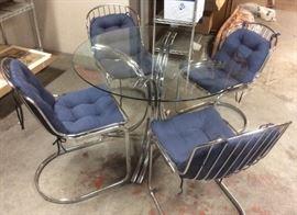 Gaston Rinaldi Style Italian Table