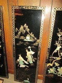 Asian panels