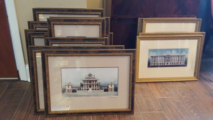 Framed Prints by Jim Blanchard