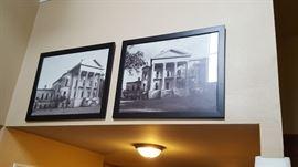 Framed Canvas Prints of Belle Grove