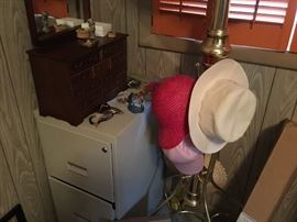File cabinet - and we have lots of jewelry!
