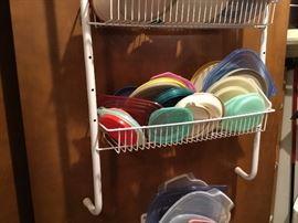 More lids